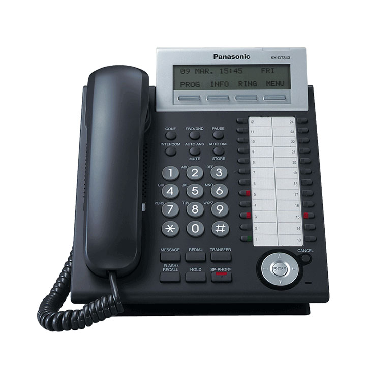 Panasonic KX-DT343 Digital Phone