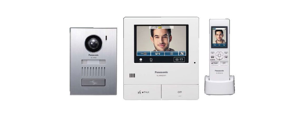 Panasonic Video Intercom System