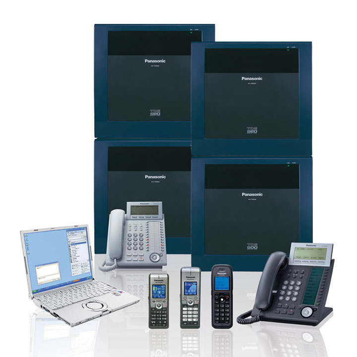 Panasonic KX-TDE IP PBX Systems